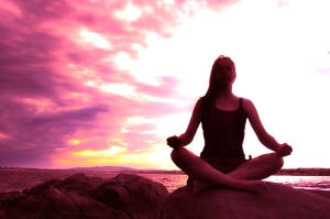 Does meditation increase stress?