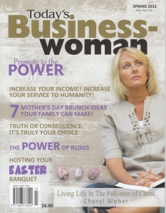 Today's Business Woman Magazine