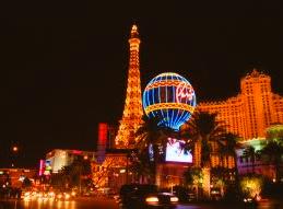 The Millionaire Mentor on the Las Vegas Strip