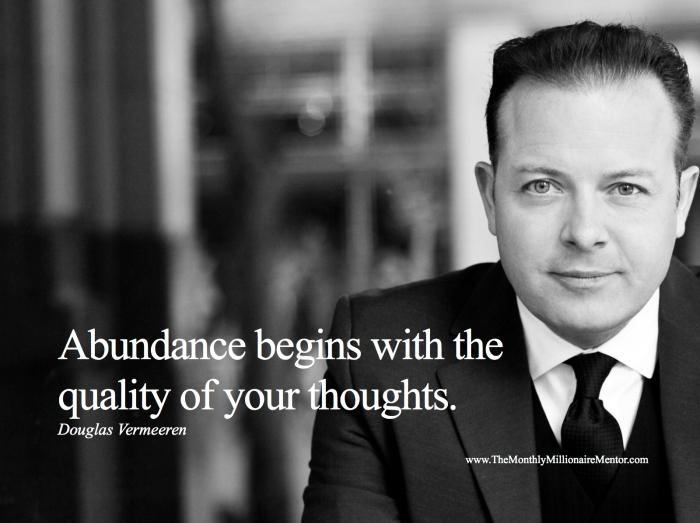 Douglas Vermeeren - Wisdom from a Millionaire 10