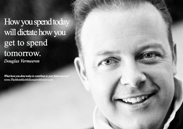 Douglas Vermeeren - Wisdom from a Millionaire 15