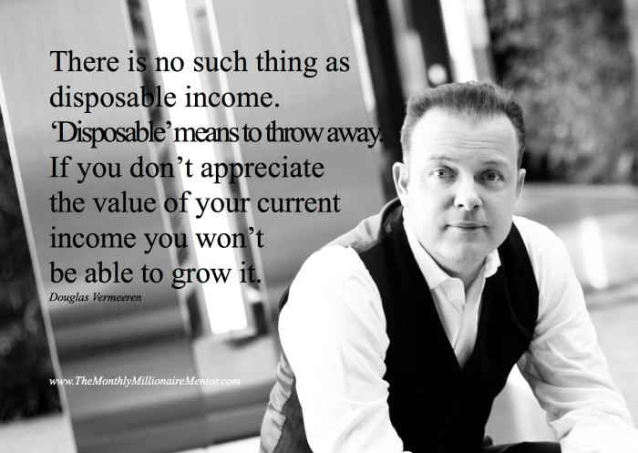 Douglas Vermeeren - Wisdom from a Millionaire 18