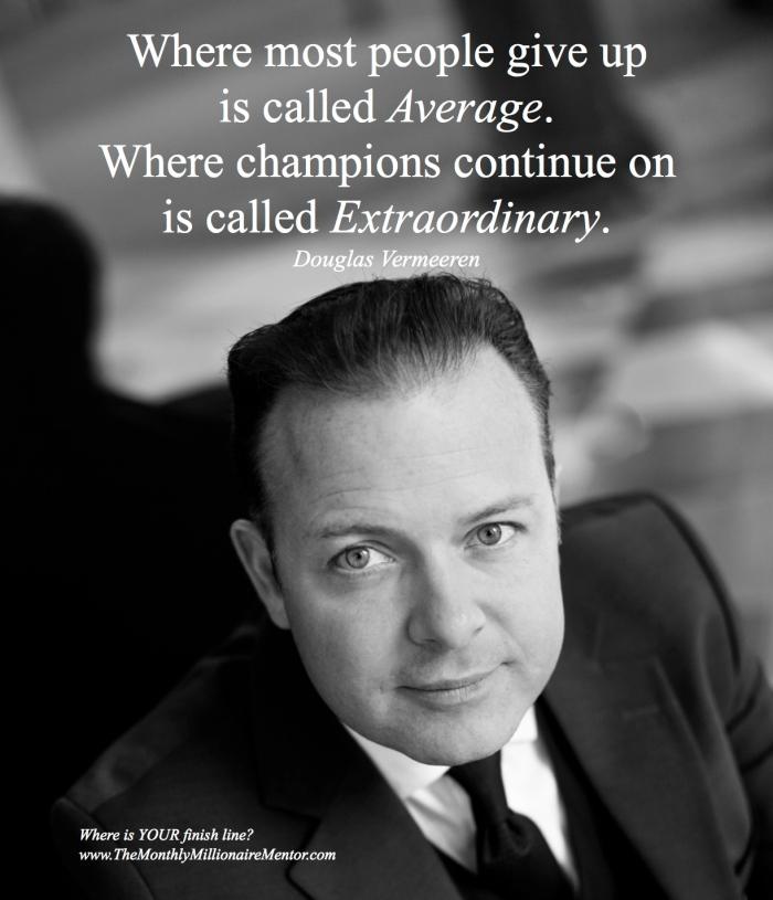 Douglas Vermeeren - Wisdom from a Millionaire 19