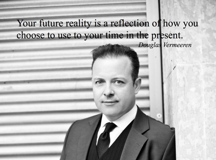 Douglas Vermeeren  wisdom from a millionaire quotes