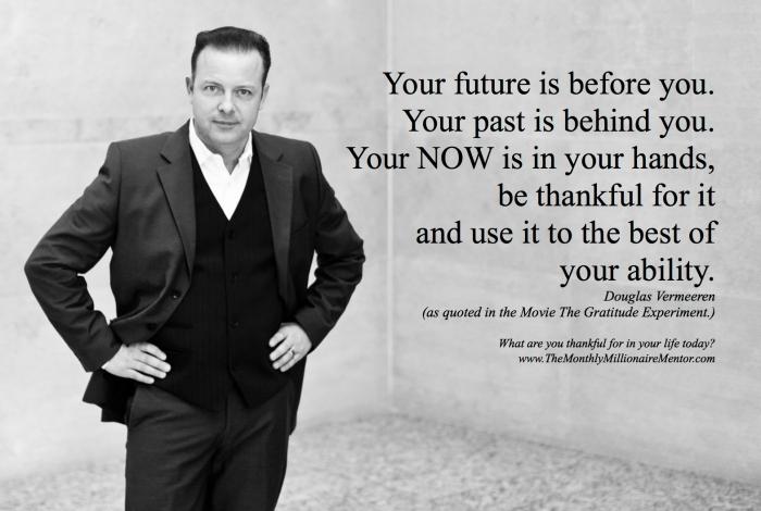 Douglas Vermeeren - Wisdom from a Millioniare 17