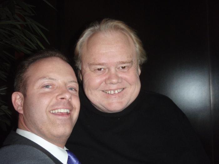 Millionaire Mentor, Douglas Vermeeren and Comedy Legend Louie Anderson