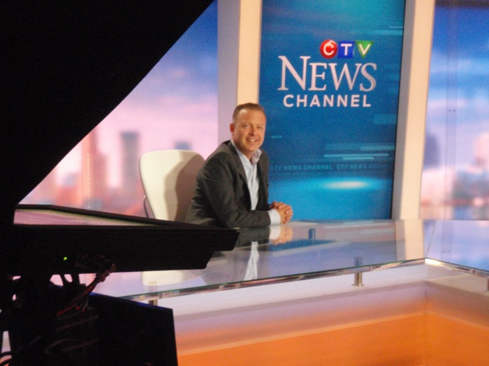 Douglas Vermeeren on CTV National