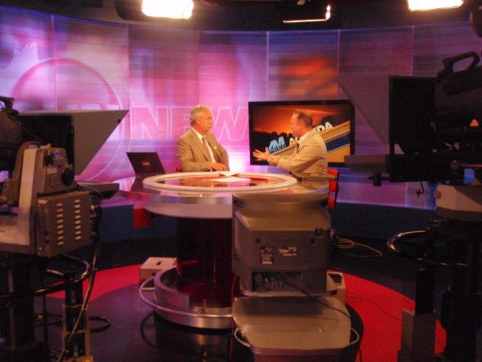 AM Agenda's Pat Bolland interviews Millionaire Mentor Douglas Vermeeren