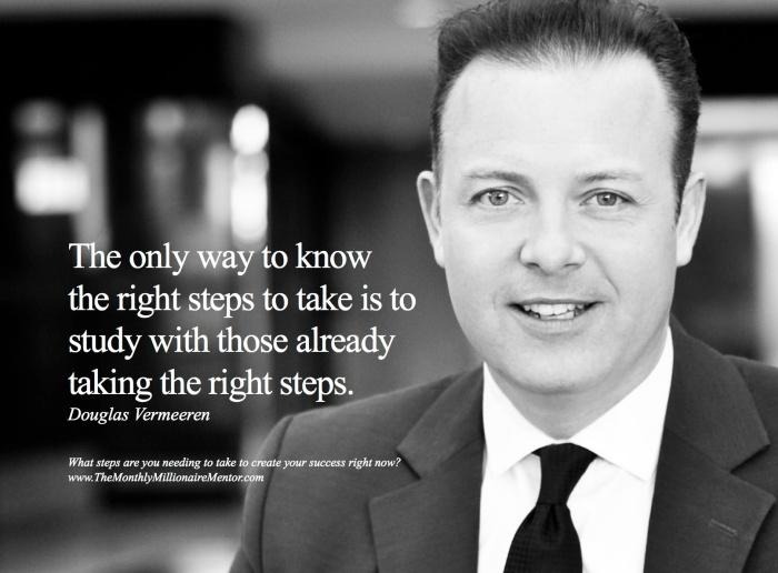 Douglas Vermeeren - Wisdom from a Millionaire 23