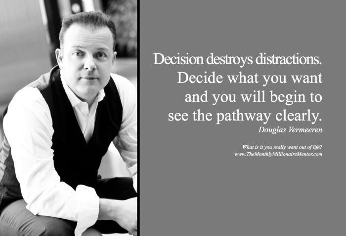 Douglas Vermeeren - Wisdom from a Millionaire 25