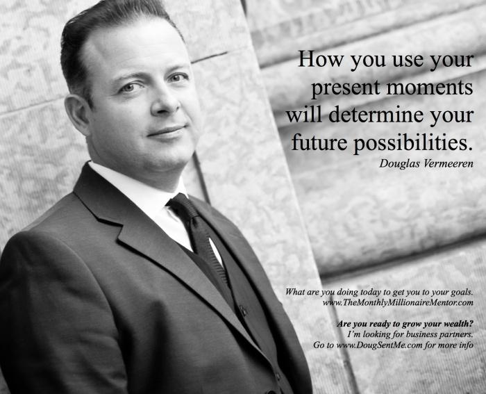 Douglas Vermeeren - Wisdom from a Millionaire 28