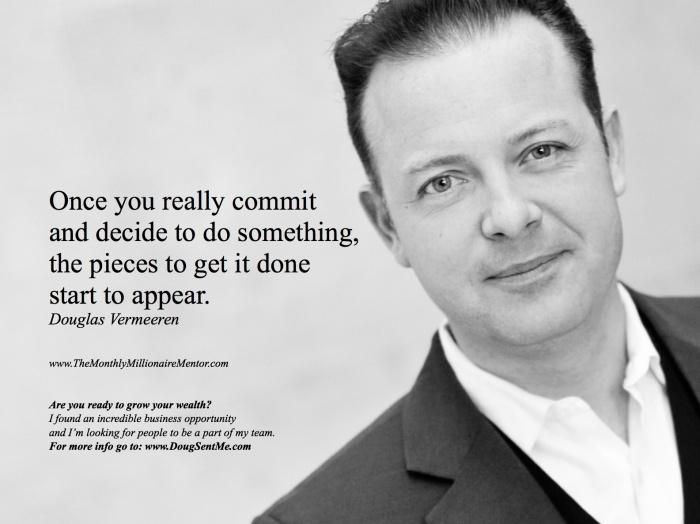 Douglas Vermeeren - Wisdom from a Millionaire 30