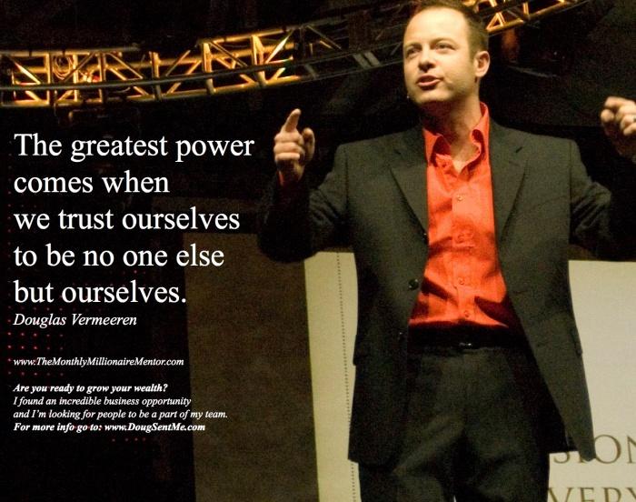 Douglas Vermeeren - Wisdom from a Millionaire 32