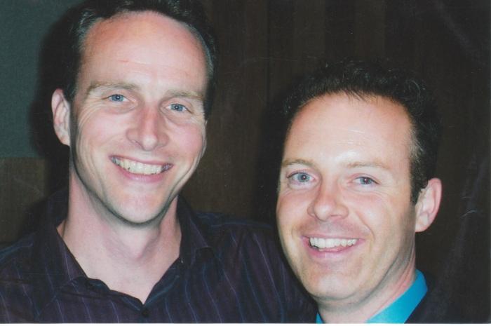 Bob Doyle and douglas Vermeeren