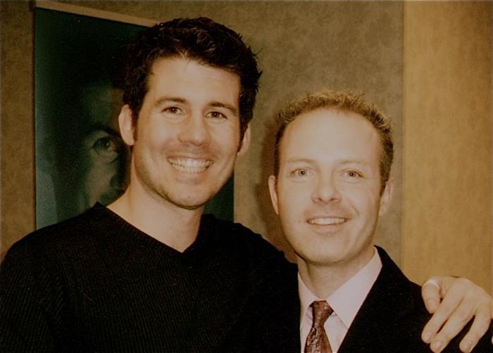 Hypnotist Wayne Lee  and Millionaire Mentor Douglas Vermeeren