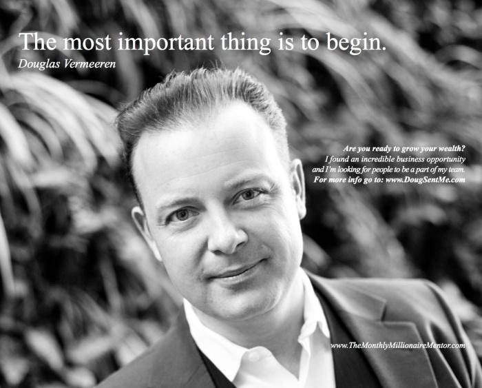 Douglas Vermeeren - Wisdom from a Millionaire 33