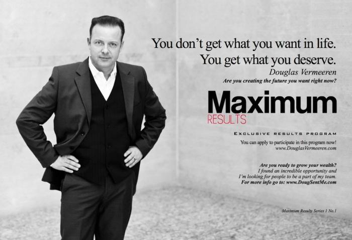 Maximum Results - Douglas Vermeeren 1