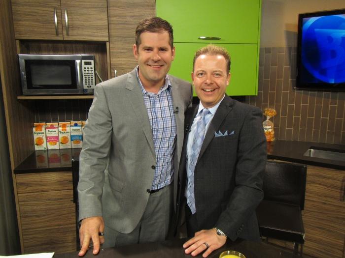 Ryan Jesperson and Douglas Vermeeren on CityTV.
