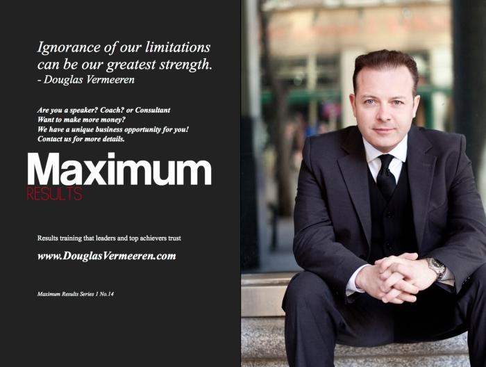 Maximum Results - Douglas Vermeeren 15