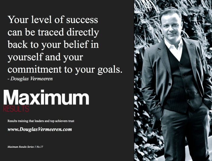Maximum results - Douglas Vermeeren 17
