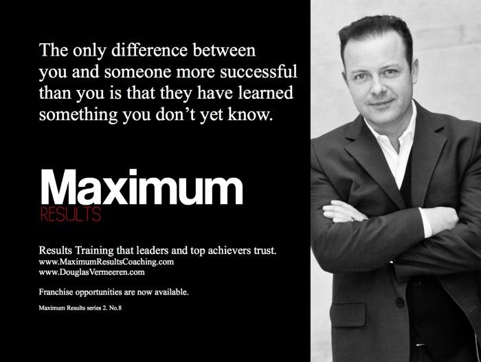 Maximum Results - Douglas Vermeeren 2-8