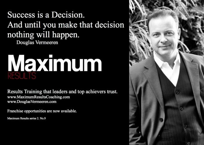 Maximum Results - Douglas Vermeeren 2-9