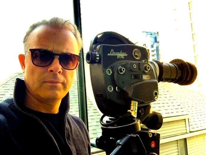 Award Winning Film director Douglas Vermeeren