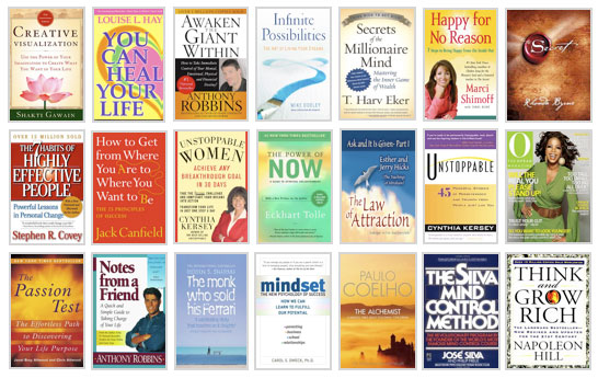 Self Improvement Books Must Read
