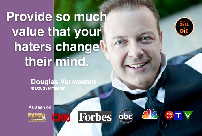 Douglas Vermeeren - Sales quote 14