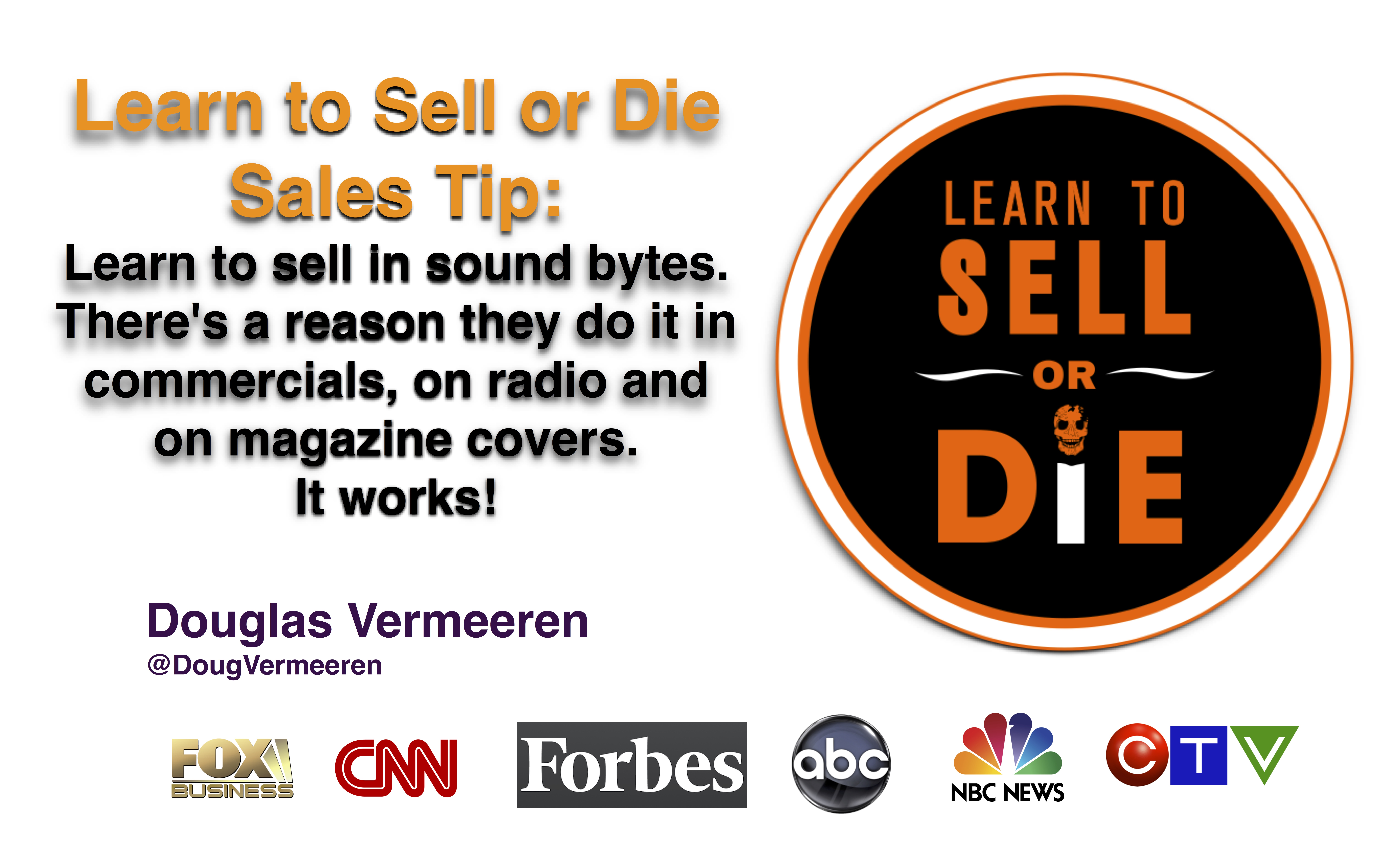 How to learn to sell 71