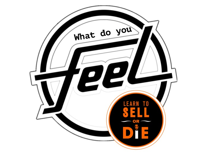 Feel-Learn to Sell or Die - Douglas Vermeeren feel