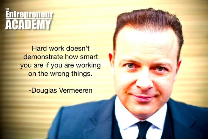 Entrepreneur Academy Douglas Vermeeren 2