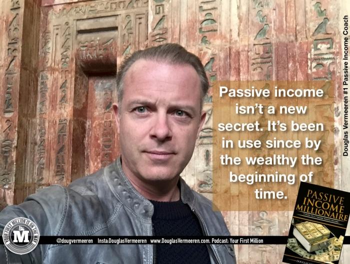 #1 Passive Income Coach Douglas Vermeeren