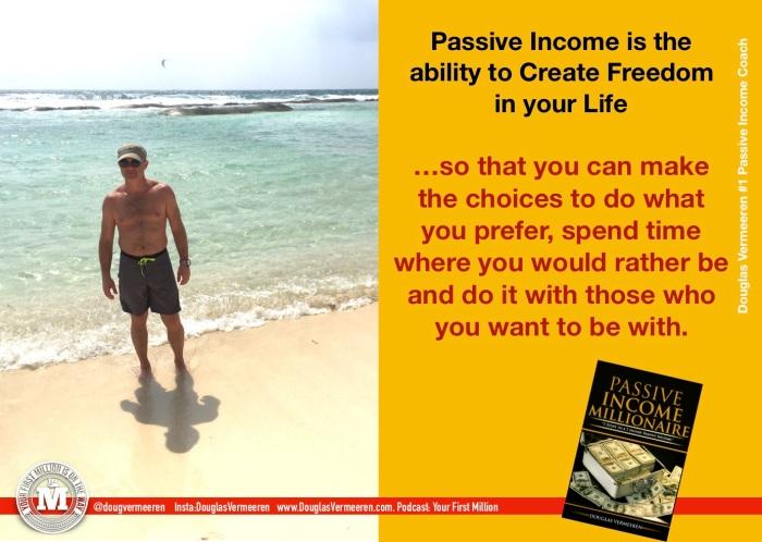 Douglas Vermeeren #1 Passive Income Coach 8