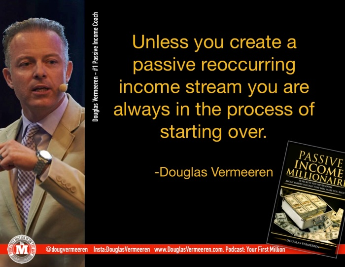 Douglas Vermeeren - Freedom Lifestyle - #1 Passive Income coach 13