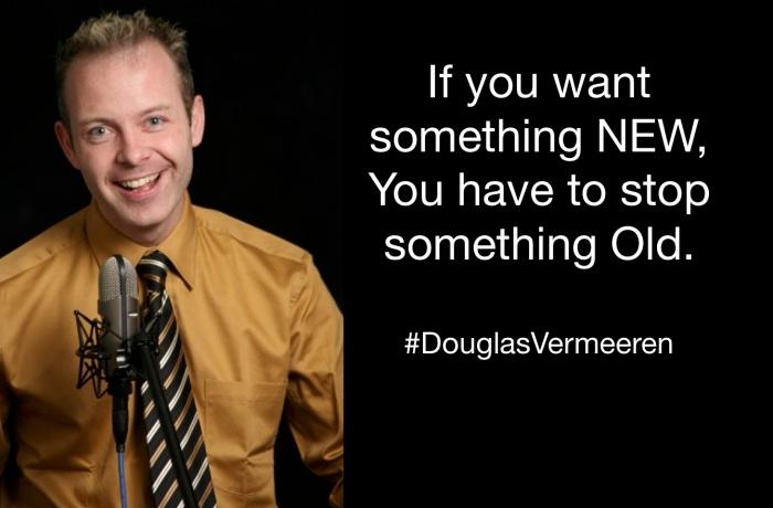 Douglas Vermeeren - Stop old