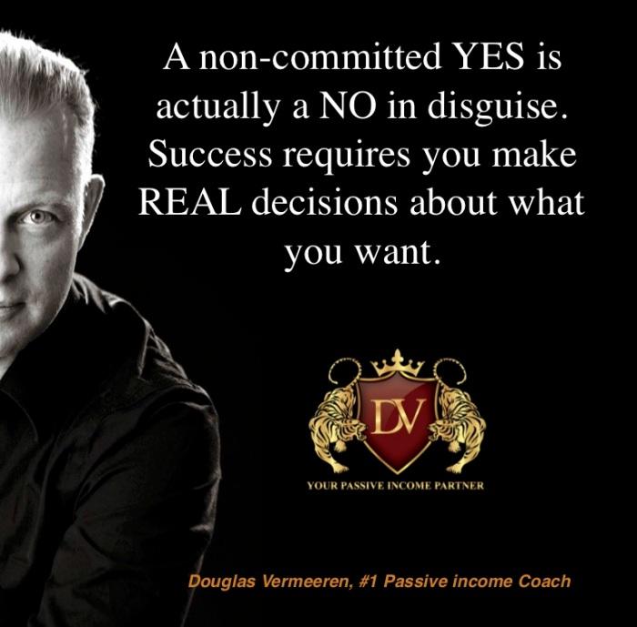 Passive Income coach - Douglas Vermeeren